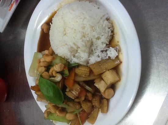 Menu Thai Restaurant: Value lunch special