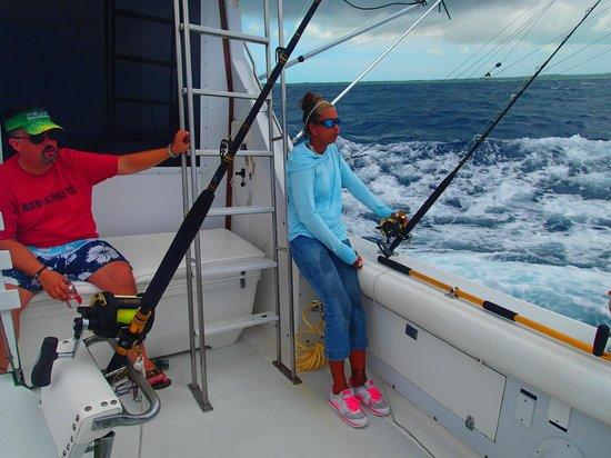 Panoply Sport Fishing & Luxury Charters: Trish