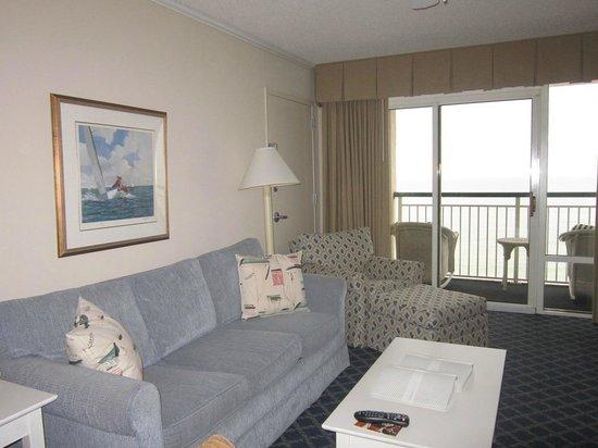 Hampton Inn & Suites Myrtle Beach/Oceanfront: room