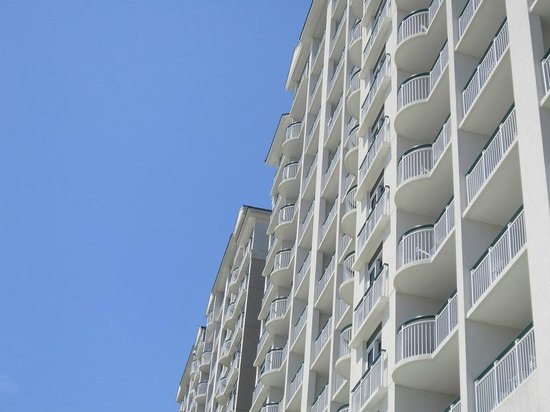 Hampton Inn & Suites Myrtle Beach/Oceanfront: hotel