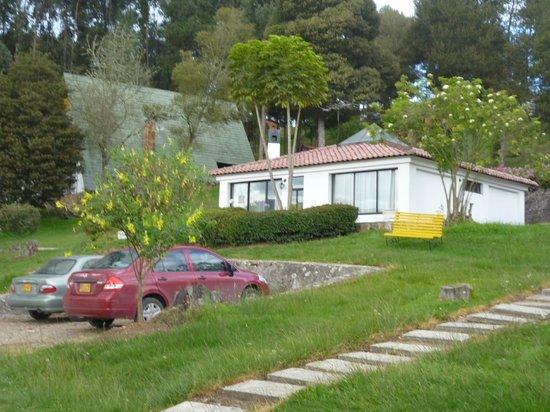 Hotel Colonial Paipa: Cabaña para 8 personas