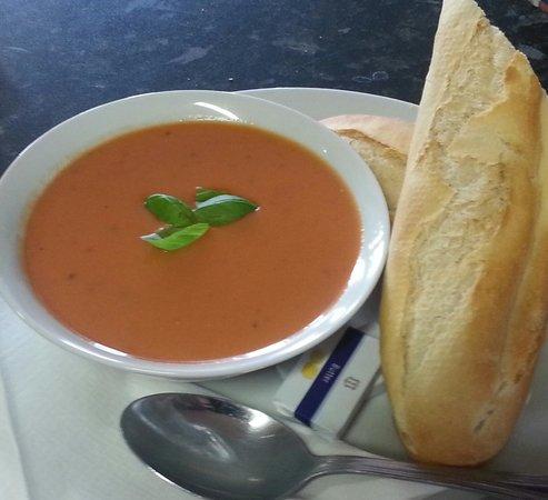 Dublin Dave's Deli: Homemade Soup