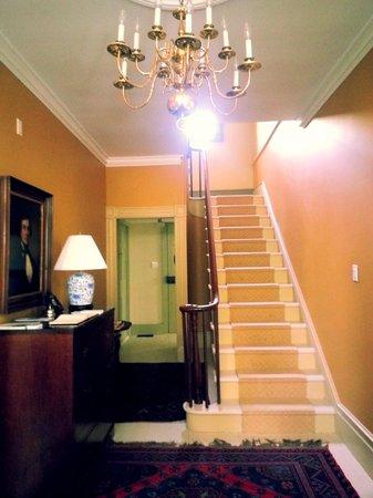 Hayes Inn - Foyer