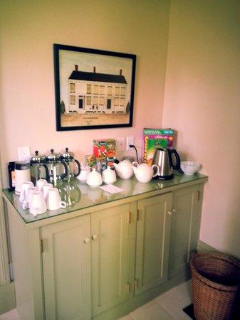 Hayes Inn - Breakfast nook
