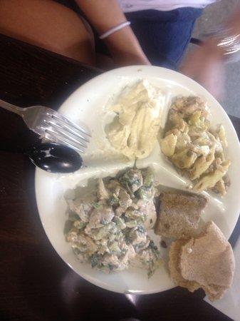 Neomonde Cafe & Market: yummy healthy food