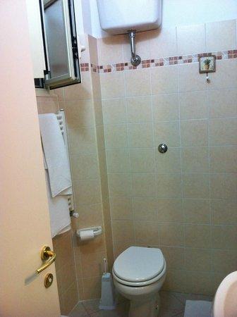Chocolat Inn : Bathroom