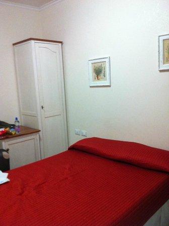 Chocolat Inn : Bedroom