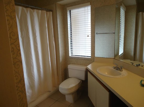 Sea Palms Resort & Conference Center : Bathroom