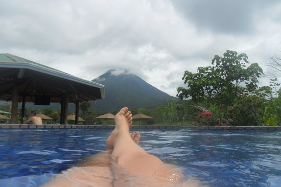 Arenal Manoa Hotel: Disfrutando en Arenal Manoa