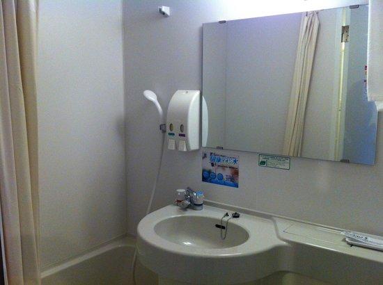 Super Hotel Tokyo Otsuka: バスルーム