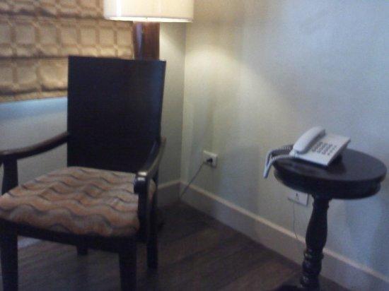 Holiday Park Hotel: Reading Area