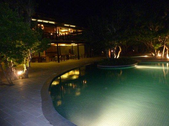 Cinnamon Wild Yala: pool