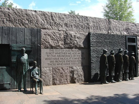 presidential greatness fdr Even while president roosevelt fought the great depression and led the nation through world war ii, he still dedicated time to the warm springs foundation.