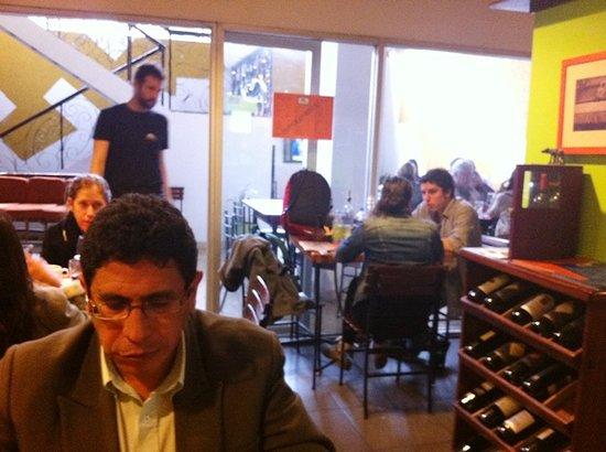 Romolo e Remo : people enjoying their meals