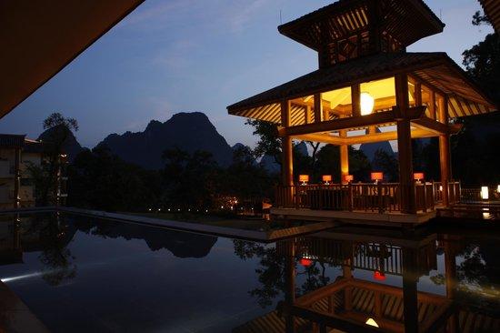 Yangshuo Resort : Pavilion2