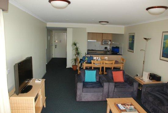 Rydges Port Macquarie : Living Area