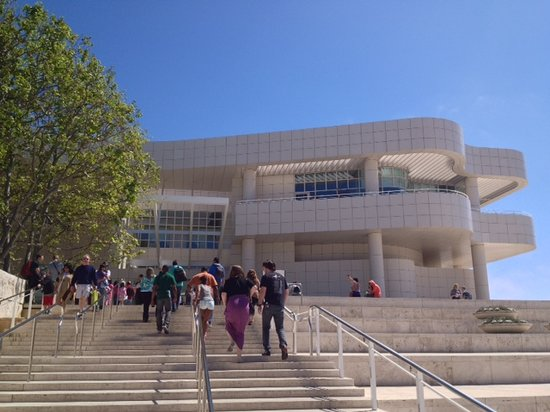 The Getty Center: The Getty