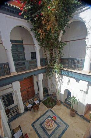 Dar el Qadi : Courtyard