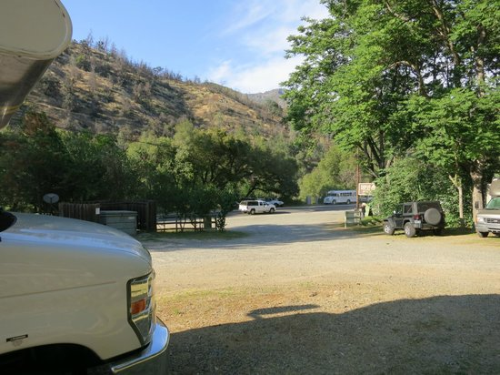 Indian Flat Campground : General photo of the park