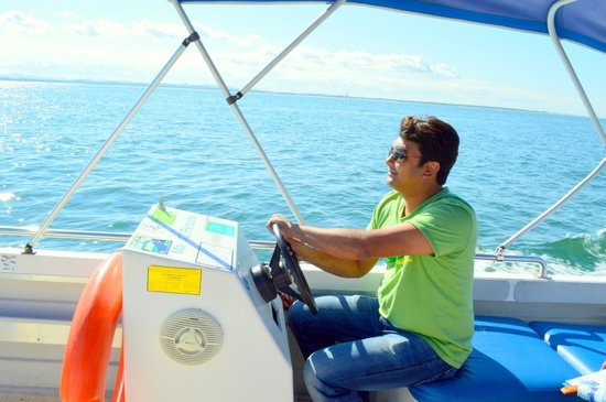 D'Albora Marinas: Enjoyed Riding the Speed Boat