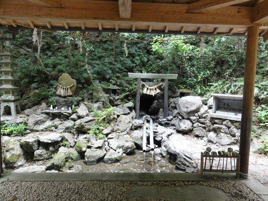 Amanoiwato : 洞窟