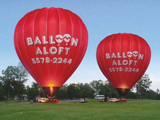 Balloon Aloft Gold Coast