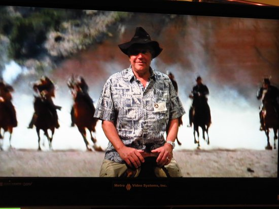 Autry Museum of the American West: You can be in the Movies at the Autry Museum!