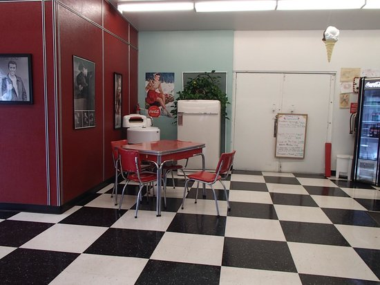 Happy Days 50's Diner: Love it!