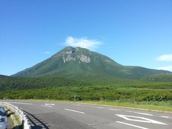 Rausudake: 知床峠からの眺め