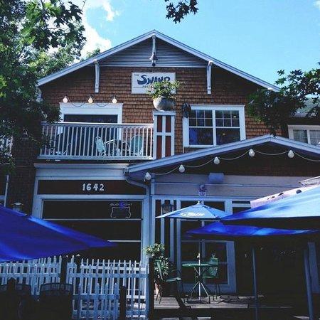 Swamp Restaurant  W University Ave Gainesville Fl