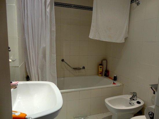 Club Marbella/Regency Palms Crown Resort : Bathroom 1