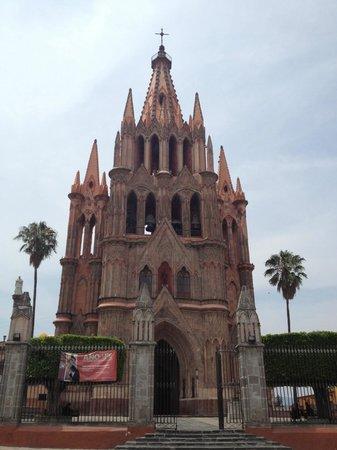 San Miguel Allende Tours
