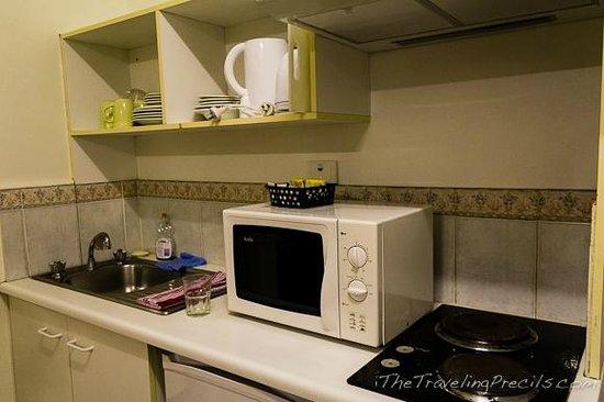 Barramundi Lodge: Kitchenette