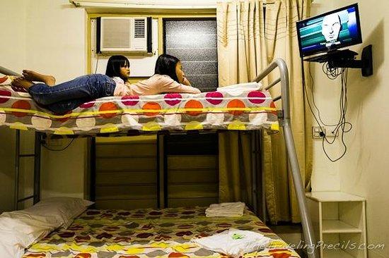 Barramundi Lodge: Double bunk bed