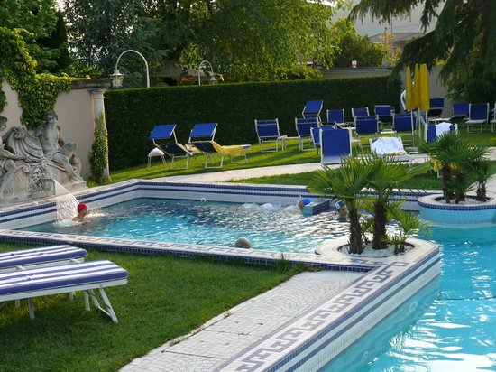 Abano Ritz Terme: piscine termali