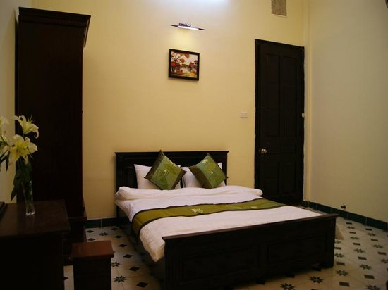 Hanoi Nonprofit Hostel: Standard Double Bed room