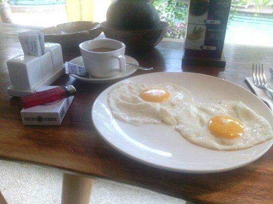 Bliss Surfer Hotel: my Breakfast