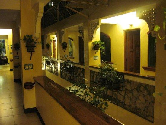 Saint Illians Inn : Corridor