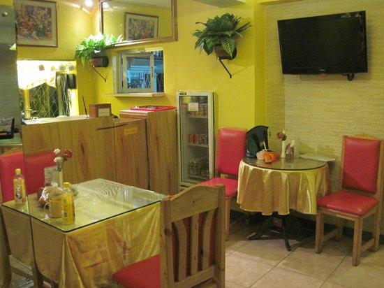 Saint Illians Inn : Dining Area