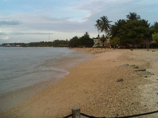 Grand Elty Krakatoa Resort: beach some other area