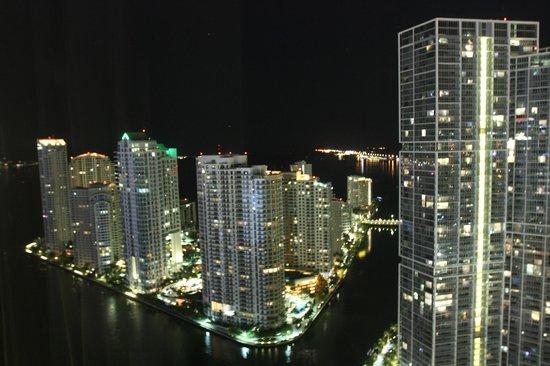 JW Marriott Marquis Miami: vista dal 37 ° piano
