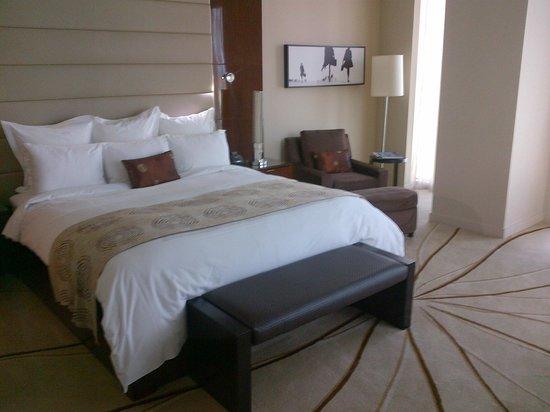 JW Marriott Marquis Miami: letto king