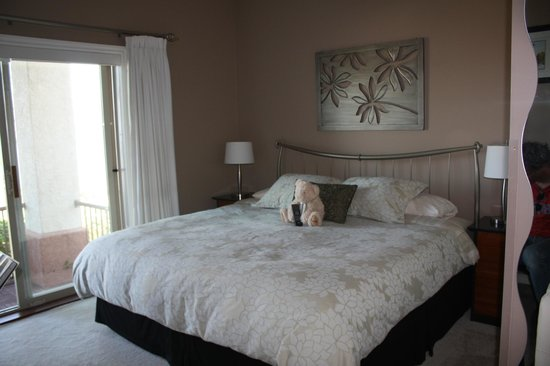 A Lakeview Heights Bed & Breakfast: Notre chambre