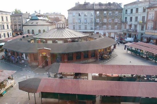 Bed & Breakfast Kolory: Nowy place with the market