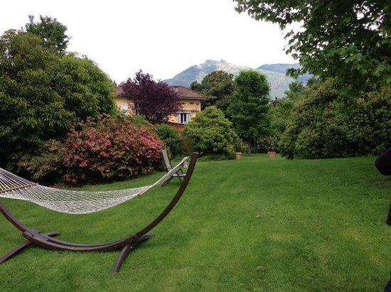 Park Hotel Villa Belvedere: Liegewiese