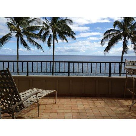 Whalers Cove Resort: Condo #135. Breathtaking ocean view