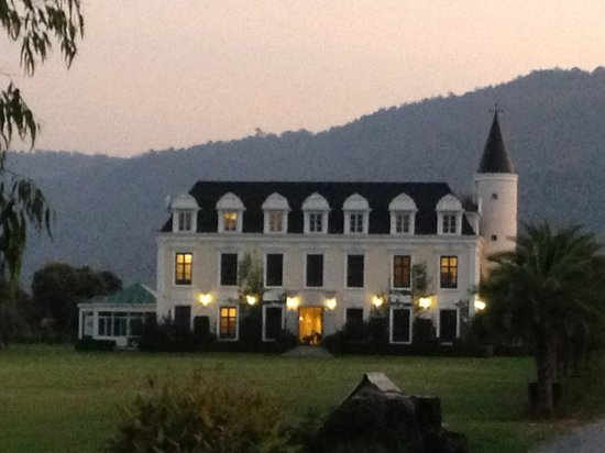 Chateau de Khaoyai Hotel & Resort: 某一棟