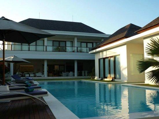 The Oshan Villas Bali: Villa Istana Putih