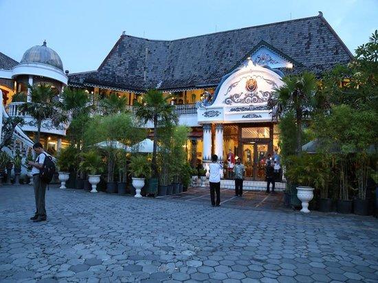 Sekar Kedhaton Boutique and Restaurant : Sekar Kedhaton Hotel & Restaurant