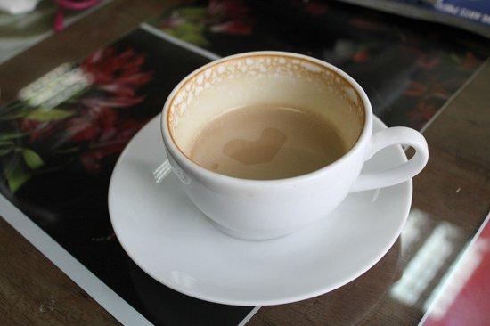 Hansa Ceylon Coffee: Cappuccino